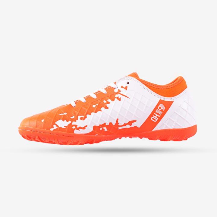 Giày Đá Bóng Kamito QH19 – Màu Cam Trắng