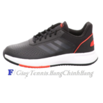 Giày Tennis Adidas CourtSmash Black /Red All Court (New 2019)