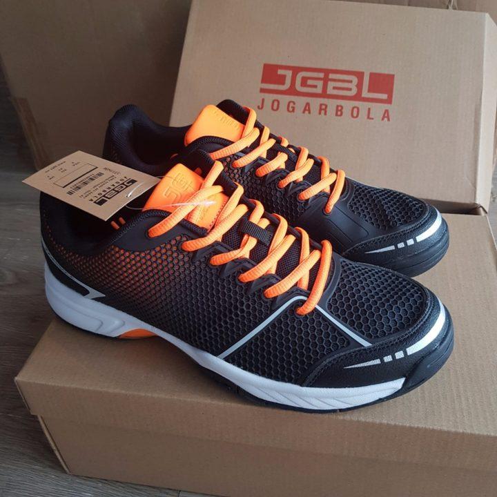 Giày Tennis JogarBola 16187 – Màu Cam đen