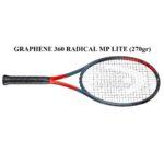 Vợt Tennis Head Graphene 360 Radical MP Lite (270gr)