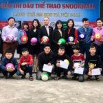 Bảng Báo Giá Phụ Kiện Lẻ Cho Bộ Môn SNOOKBALL (Đá Bóng + Bi-Da)