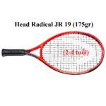 Vợt Tennis Trẻ Em Head Radical JR 19 (2-4 tuổi)