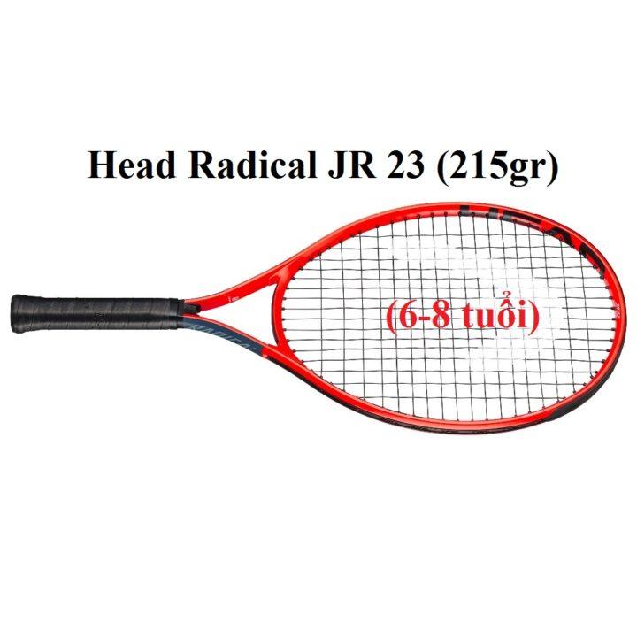 Vợt Tennis Trẻ Em Head Radical JR 23 (6-8 tuổi)