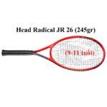 Vợt Tennis Trẻ Em Head Radical JR 26 (9-11 tuổi)