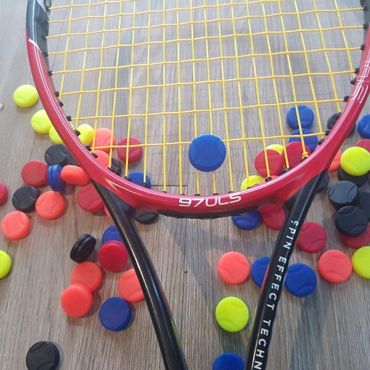 Giảm Rung Tennis Hình Tròn – Không Logo