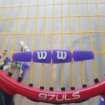 Giảm Rung Tennis Wilson – Loại Dài cài chắc chắn