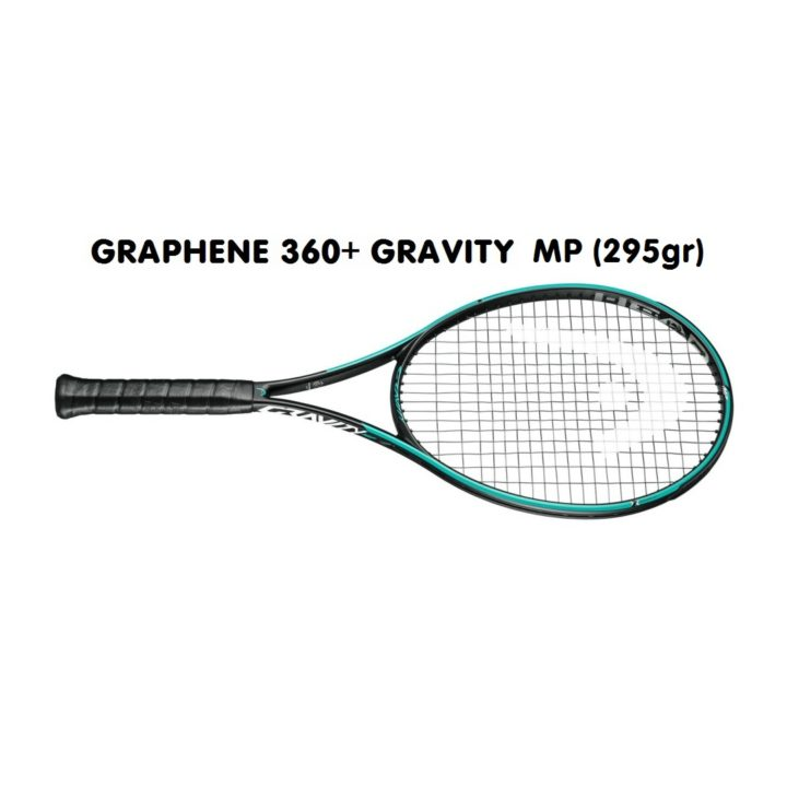 Vợt Tennis Head Graphene 360+ Gravity MP (295 gram)