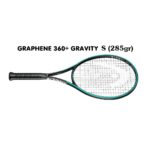 Vợt Tennis Head Graphene 360+ Gravity S (285 gram)
