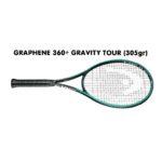 Vợt Tennis Head Graphene 360+ Gravity Tour (305 gram)