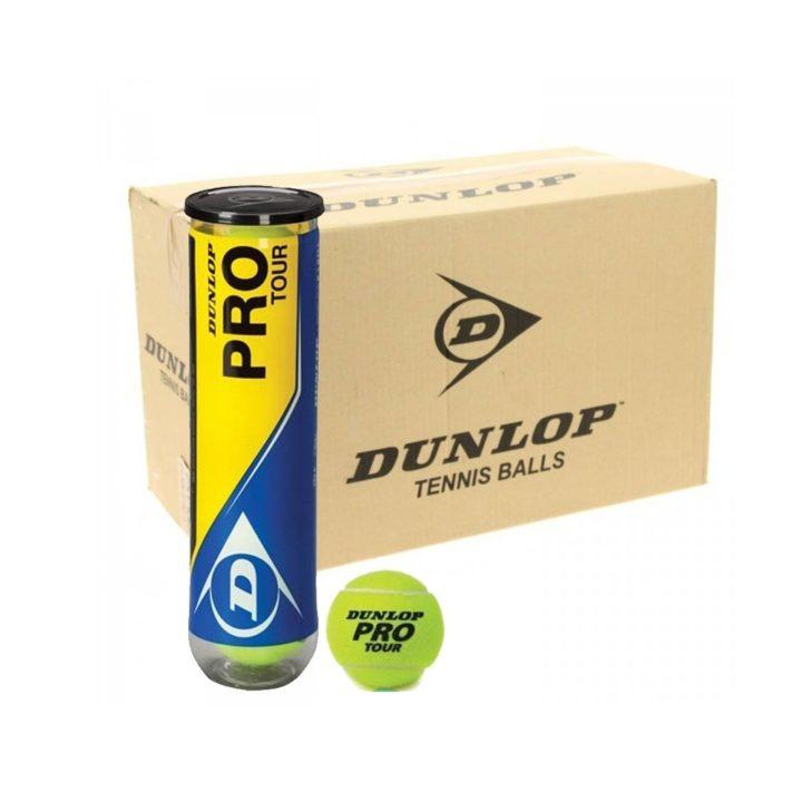 Thùng Bóng Tennis Dunlop Pro Tour Năm 2019 – Hộp 4 quả