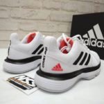Giày Tennis Adidas CourtJam Bounce – Cloud White (New 2019)