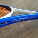 Vợt Tennis Cũ 254gr – Wison nFury Hybrid 110in2 (đã bán)