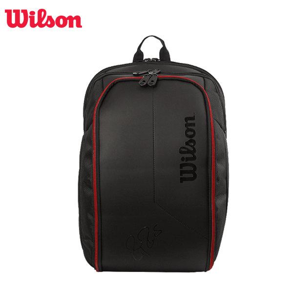 Balo Tennis Wilson Federer DNA Backpack WRZ832796 – Màu Đen