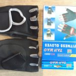 Găng Tay Thể Thao Yan Mao 0803 (Fitness Gloves)