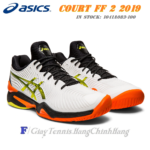 Giày Tennis Asics Court FF 2 2019 White/Gold (1041A083.100)
