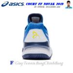 Giày Tennis Asics Court FF Novak 2019 Electric Blue/White (1041A089.400)