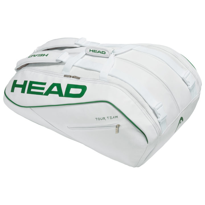 Túi Đựng Vợt Tennis Head White 12R MonsterCombi 283388