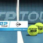 Thùng Bóng Tennis Dunlop ATP Championship – Hộp 3 Quả