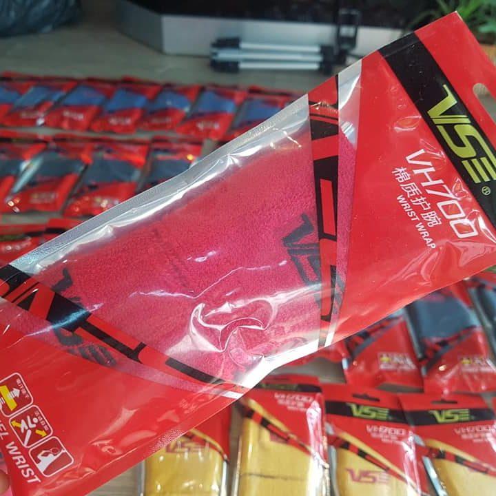 Chặn Mồ Hôi Tay Venson VH700 – Màu Đỏ