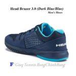 Giày Tennis Head Brazer 3.0 273509 (Dark Blue/Blue)