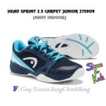 Giày Tennis Trẻ Em – Head Sprint 2.5 Carpet Junior 275909 (Navy Indoor)