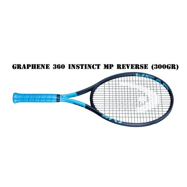 Vợt Tennis Head Graphene 360 Instinct MP Reverse (300gr) – Phiên bản Đặc Biệt 2019 – 2020
