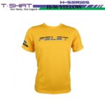 Áo Cầu Lông Felet H-56 Yellow
