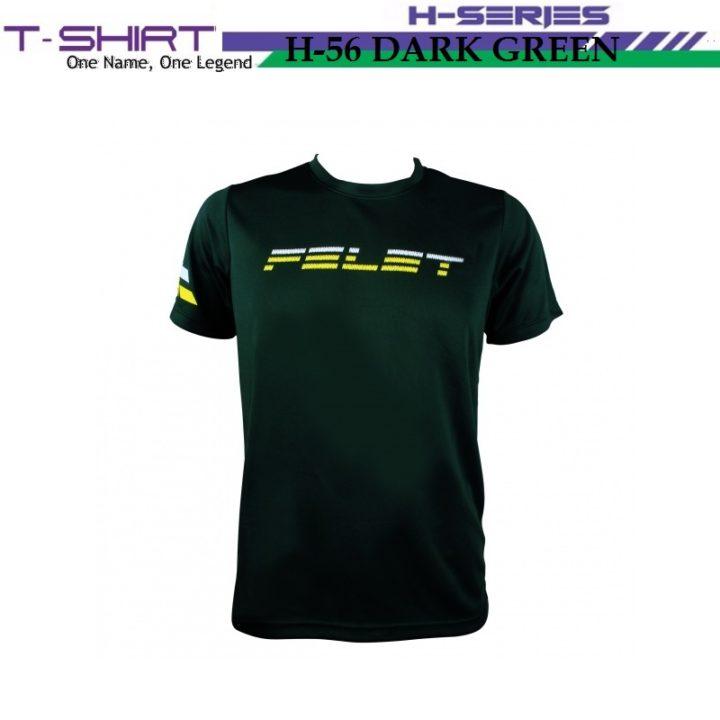 Áo Cầu Lông Felet H-56 Dark Green