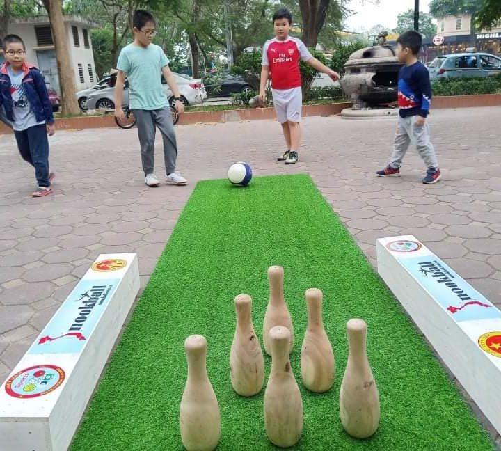 Bảng Báo Giá Phụ Kiện Lẻ Cho Bộ Môn FOOTBOWL (Đá Bóng + Bowling)