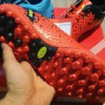 Giày Đá Bóng Wika Hunter – Màu Đỏ Đen
