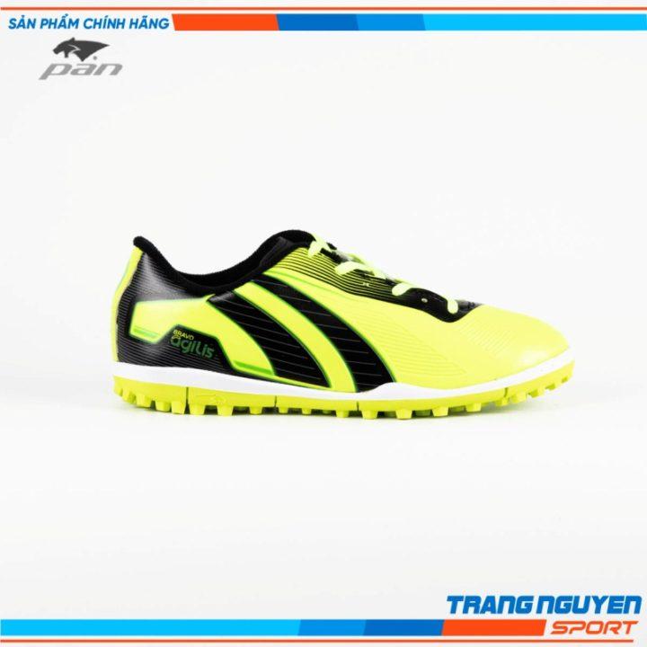 Giày Đá Bóng Pan Bravo Agilis TF (PF15U0-YR) – Màu Dạ Quang