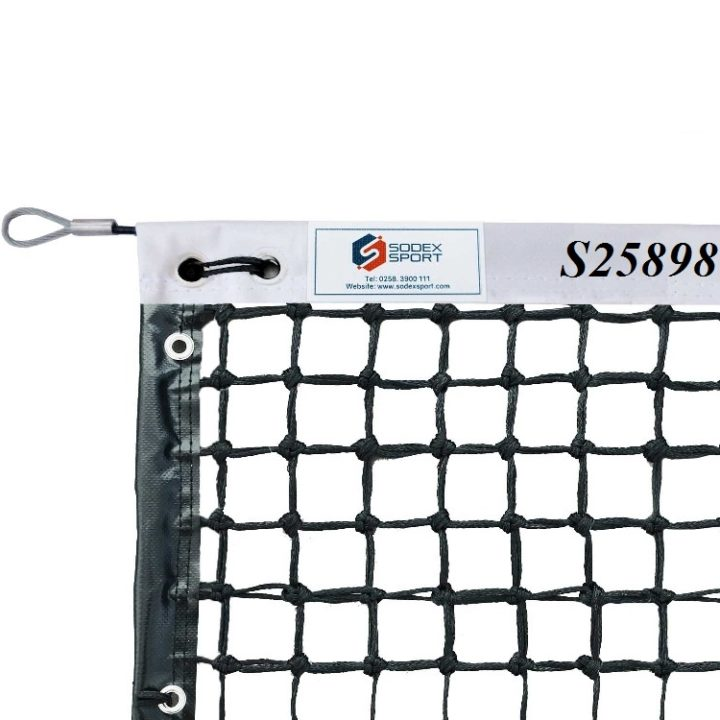 Lưới Tennis Sodex S25898 – SỢI BR Ø4.0MM