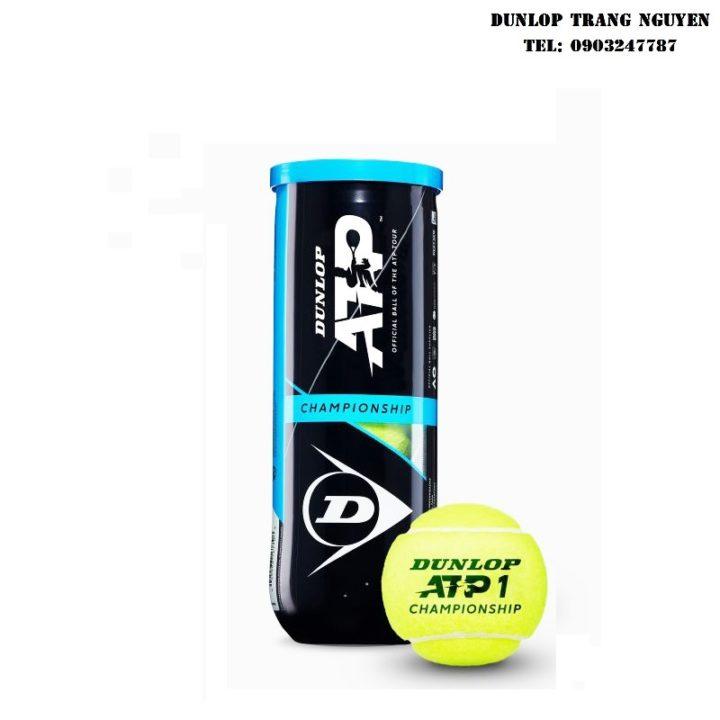 Bóng Tennis ATP Championship – Hộp 3 Quả