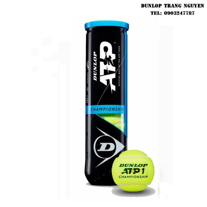 Bóng Tennis ATP Championship – Hộp 4 Quả