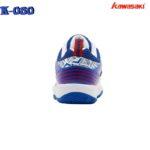 Giày Cầu Lông Kawasaki K080 Năm 2020 – Màu Trắng