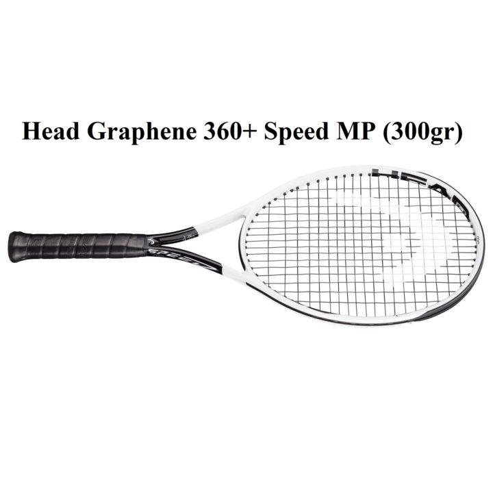 Vợt Tennis 2020 – Head Graphene 360+ Speed MP (300gr)