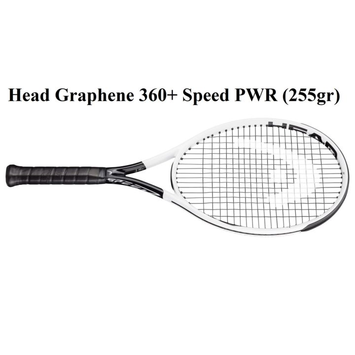 Vợt Tennis 2020 – Head Graphene 360+ Speed PWR (255gr)