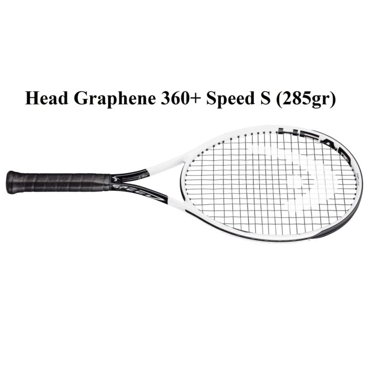 Vợt Tennis 2020 – Head Graphene 360+ Speed S (285gr)