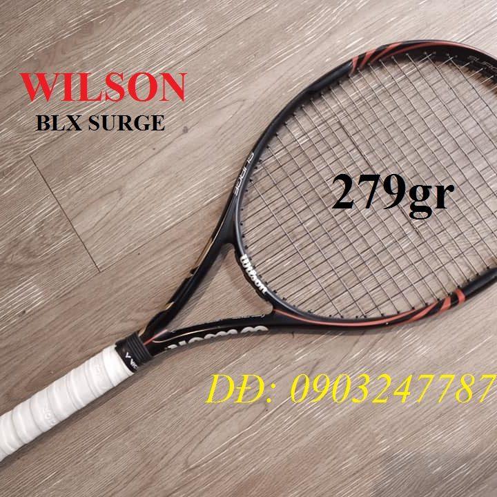 Vợt Tennis Cũ 279gr – Wilson Surge 2012 (16×19)