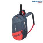 Ba lô Tennis Head Elite Backpack 283570 Màu Ghi xám/Cam
