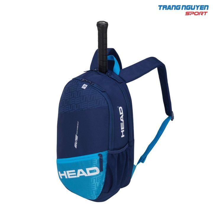 Ba lô Tennis Head Elite Backpack 283570 – Màu Xanh Navy/Xanh lam