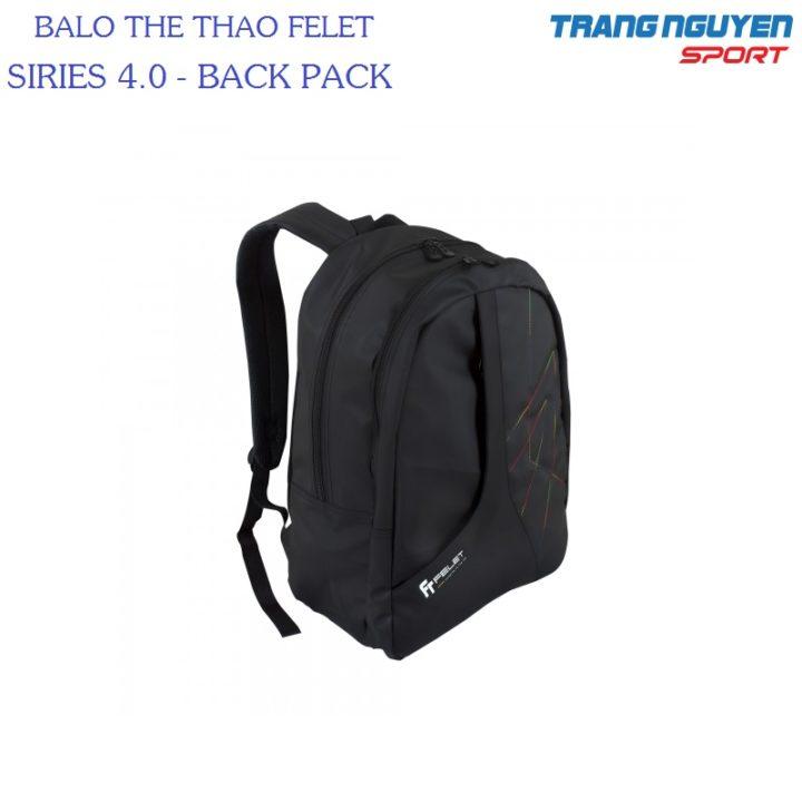 Balô Thể Thao Felet Siries 4.0 – Back Pack