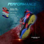Giày Cầu Lông Felet BS 057-PRO (Professional | New 2020)