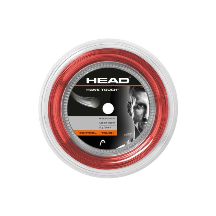 Dây Cước Tennis Head Hawk Touch Màu Đỏ (120m/Cuộn)