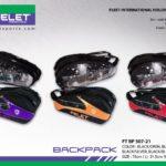 Bao/Túi Vợt Cầu Lông Felet Back Pack 507-21