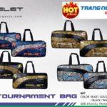 Bao/Túi Vợt Cầu Lông Felet TB-Bag 607 – Màu Gold