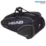 Túi Đựng Vợt Tennis Head Djokovic 12R Monstercombi (12 vợt)
