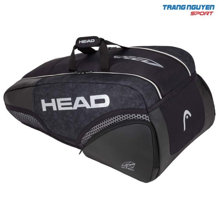 Túi Đựng Vợt Tennis Head Djokovic 9R Monstercombi (9 vợt)