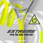 Vợt Tennis Head Graphene 360+ Extreme S 2020 (275gr)