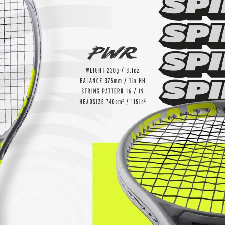 Vợt Tennis Head Graphene 360+ Extreme PWR 2020 (230gr)